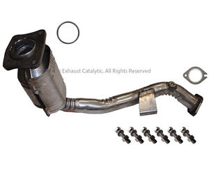 1997-2005 BUICK Lesabre 3.8L Direct Fit Catalytic Converter with Gaskets