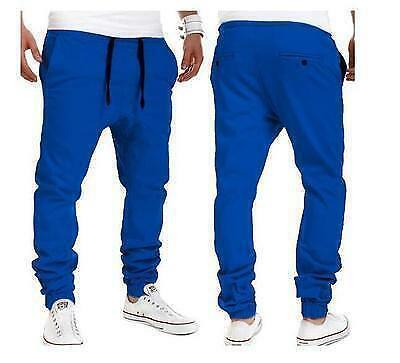 Men/'s Fitness Workout Joggers Sweatpants Gym Tracksuit Long TrousersSport Pants