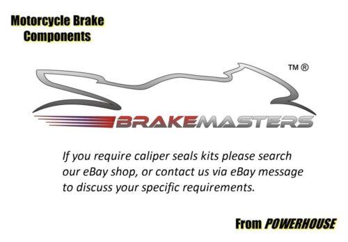 Yamaha V-MAX 1200 front brake caliper piston seal repair rebuild kit 1997 1998