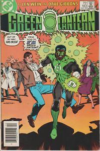 Green-Lantern-Vol-2-183-Newsstand-DC-Comics-1984-FN-VF