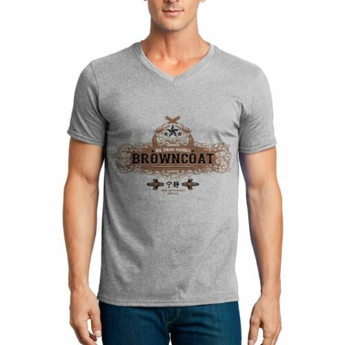 Browncoat T-Shirt Space I Aim To Misbehave Blue Washburne Space Ship Stars D350