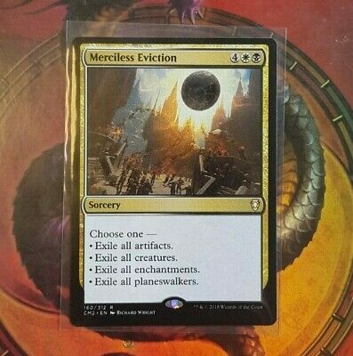 MERCILESS EVICTION X4 Gatecrash GTC Magic MTG MINT CARD