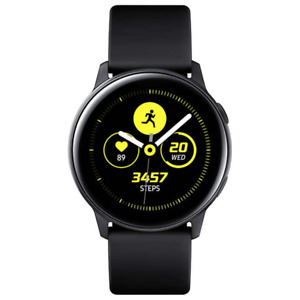 Samsung Galaxy Bluetooth Smart Watch Active 40mm Black SM-R500NZKCXAR