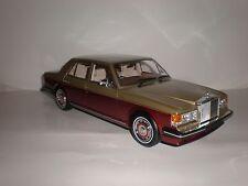 1/18 Bos Models 1987 Rolls Royce SilverSperit LE of 1000