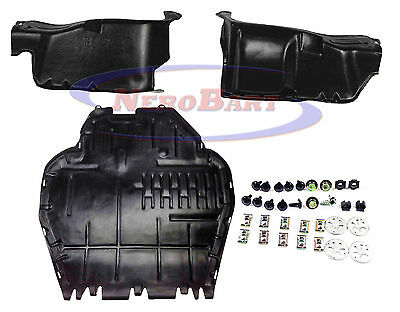 VW Golf 4 Audi A3 Skoda Octavia Seat Leon Under Engine Cover Undertray Diesel fs