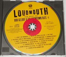 Img del prodotto Loudmouth - The Best Of Bob Geldof & The Boomtown Rats, Bob Geldof & The Boomtow
