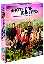BROTHERS & SISTERS - SEASON 4 - DVD - REGION 2 UK