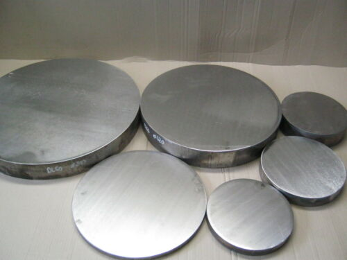 Stahlronden 25 mm x Ø 205 mm Ronde Stahlplatte Rund Blech Stahlscheibe