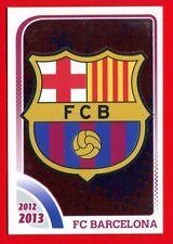 FC BARCELONA 2012-2013 Panini - Figurina-Sticker n. 1 - STEMMA - BADGE -New