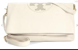 60c91c2607e Image is loading Tory-burch-kipp-foldover-messenger-cross-body-handbag-