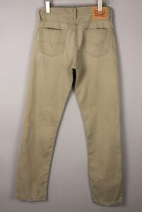 Levi's Strauss & Co Hommes 511 Slim Jeans Extensible Taille W32 L34