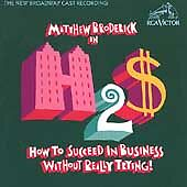 Matthew Broderick In How To Succeed In Business WIthout Really Trying USED - $8.99