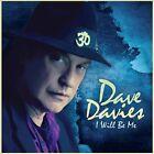 I Will Be Me by Dave Davies (CD, Jun-2013, Purple Pyramid)