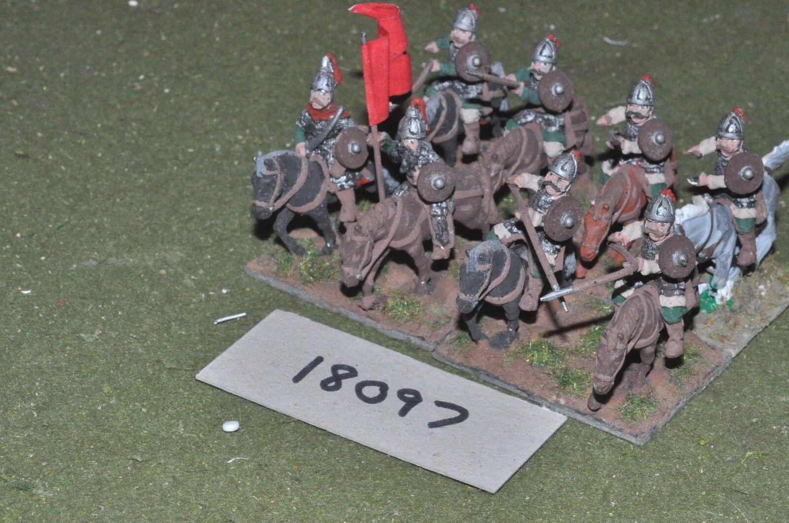 20mm roman era   sarmatian - cavalry 8 cavalry - cav (18097)