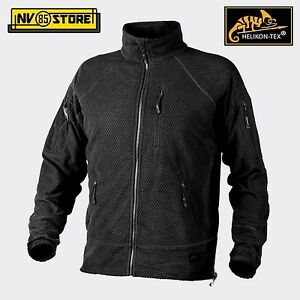 Outdoor Helikon Softair Militare Felpa Alpha Bk Fleece Pile tex Tactical Caccia pwxdSz
