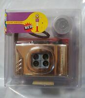 Lomo CyberSampler 2.0 35mm Point & Shoot Film Camera
