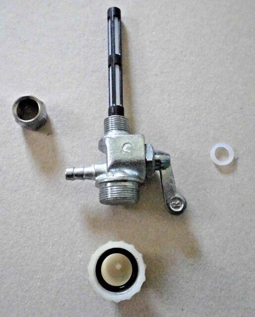 Benzinhahn HONDA Camino germany 1A Qualität mit Wassersack fuel tap