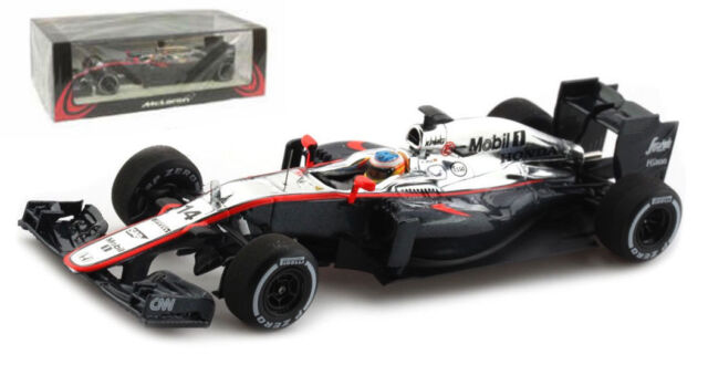 1/43 spark model s4615 mclaren honda mp4-30 alonso chinese gp 2015