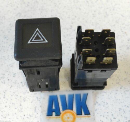 4e Interruptor warnblinkschalter peugeot 405 II 4b