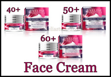 EVELINE Laser Precision Lifting Day & Night Face Cream 60+ 50+ 40+ Hyaluron Acid