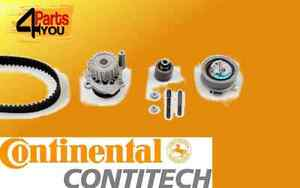 CONTITECH-Timing-Cam-BELT-KIT-water-pump-AUDI-A3-A4-A6-1-9-2-0-TDI