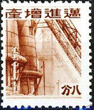 Republic of China 3rd Anniv of Greater East Asia War 8 Fen MNH Scott's 2N100