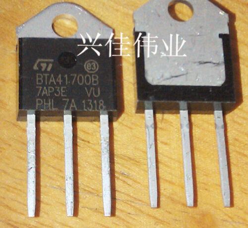 10pcs new BTA41-700B BTA41700B 41A//700V TO-3P