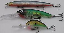 Bite Light MM15 Strobe Blinking Blood Red LED Fishing Lure KIT1