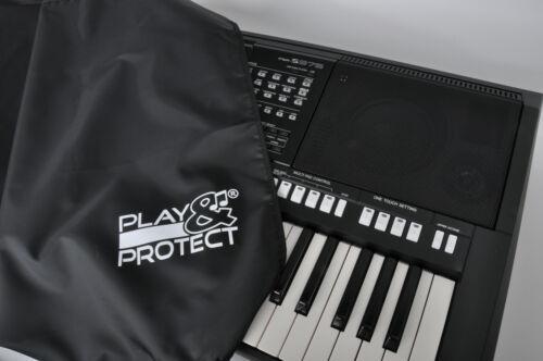 Abdeckung für YAMAHA PSR-S910 Keyboard Workstation schwarz