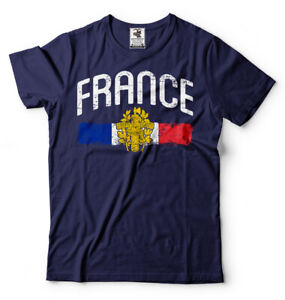 France-T-shirt-French-heritage-Tee-shirt-Mens-shirt-Unisex-Tee-shirt-France-Tee