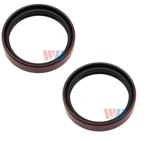 Pair Set of 2 Front Inner WJB Wheel Seals Kit for Nissan 620 78-79 720 80-86 RWD