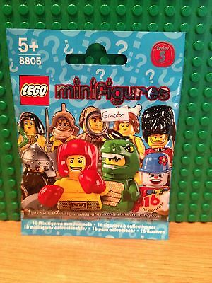 Lego Series 5 .gangster Brand New Sealed Lego Baukästen & Sets