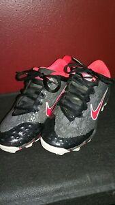 Nike Hyperdiamond Youth Baseball Cleats