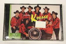 Rey Criollo by Banda Korage (1994) (Audio Cassette Sealed)