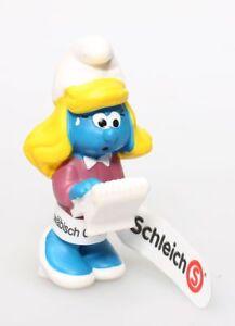 Figurine plastique Schtroumpfs (Les) Schtroumpfette manager