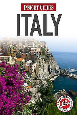 Guides, Insight, Insight Guides: Italy, Very Good Book