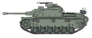 Arab Stug.iii Ausf.g Kit Dragon 1:35 Dr3601