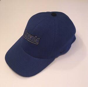 175bf465 Details about Kansas City Royals Nike Blue Flexifit Baseball Cap