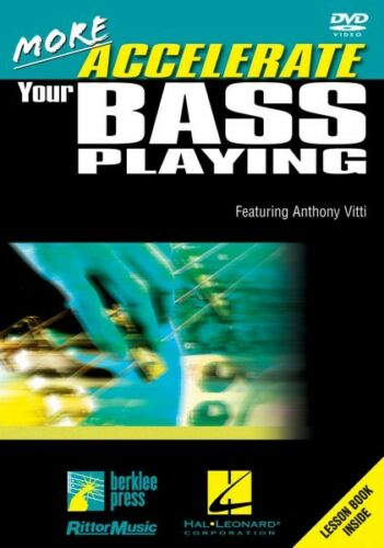 More Accelerate Your Bass Playing More Essential Elements Instructiona 000320583