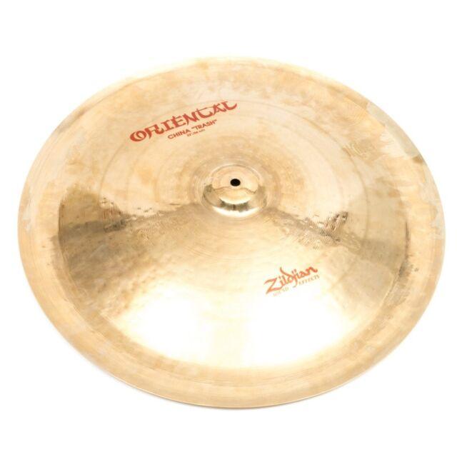 "Zildjian 22"" Oriental China Trash Cymbal"