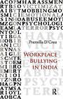 Workplace Bullying in India by Premilla D'Cruz (Paperback, 2016)