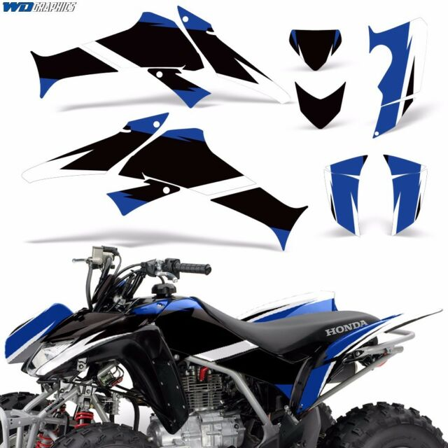 Graphic Kit Honda Trx 250ex Atv Quad Decal Sticker Wrap Parts Trx 250 Ex 06 16 R Ebay