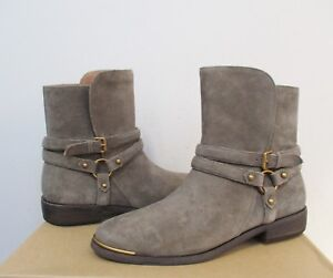 ba8bbcbd3d55 UGG Women s KELBY Harness Suede BOOT MOUSE Grey 9US NIB  225