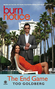 Burn-Notice-The-End-Game-Tod-Goldberg-Very-Good-Book