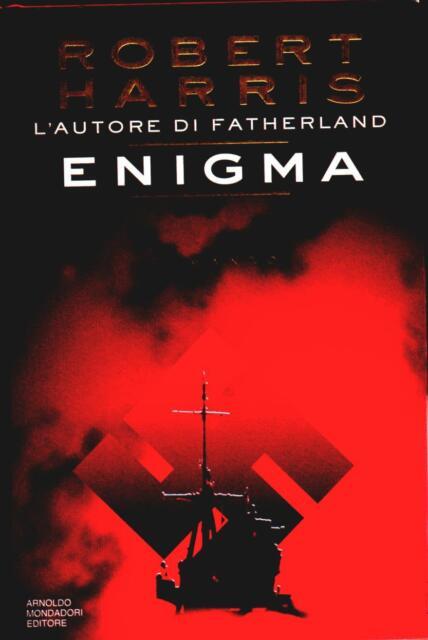R. Harris = ENIGMA = Romanzo Mondadori