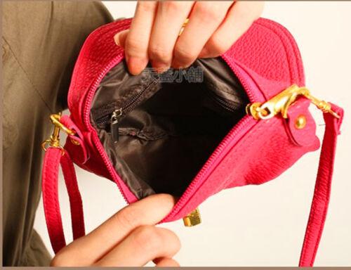 PSC Ladies Mini SMALL Retro Crossbody Shoulder  Totes HandBag iphone case