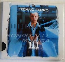 TIZIANO FERRO - 111 CENTOUNDICI - CD Slidepack Sigillato