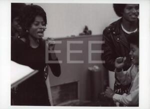 Diana-Ross-Michael-Jackson-Photographer-Harry-Langdon-Embossed-Stamp-Photo-62L