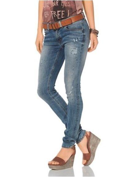 Marc O 'Polo Skara skinny jeans da donna, w27 l32