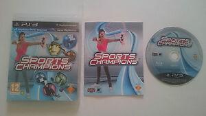JUEGO-SPORTS-CHAMPIONS-SONY-PAL-PLAYSTATION-3-PS3-CASTELLANO-BUEN-ESTADO